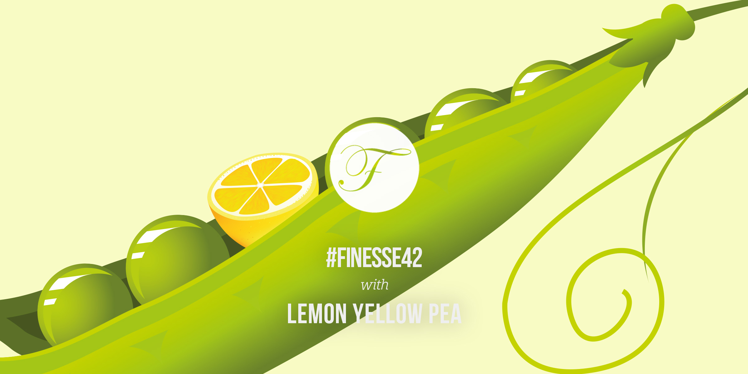 House Finesse 42 with Lemon Yellow Pea
