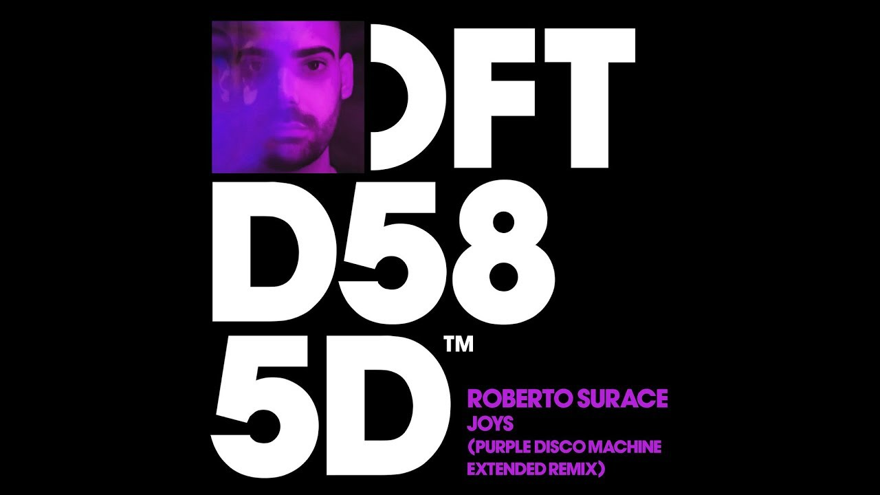 Roberto Surace – Joys (Purple Disco Machine Extended Remix)